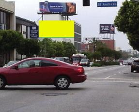 Billboard For Sale - Hollywood -Walshire Blvd.